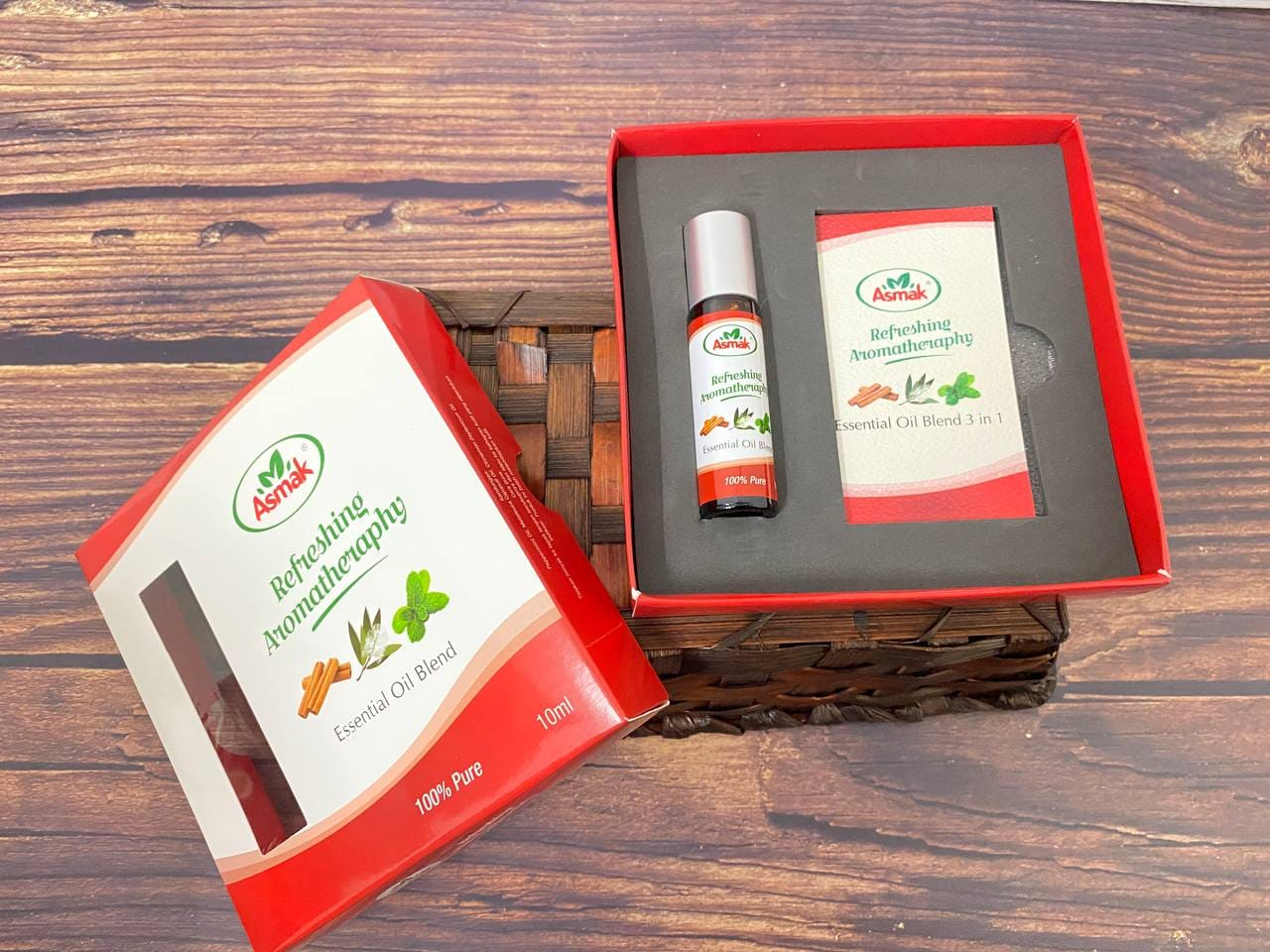 Essential Oil @ Refreshing Aromatherapy